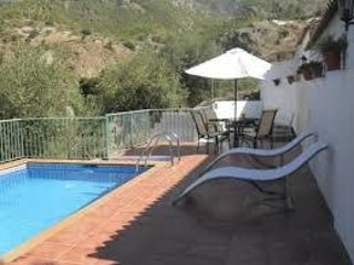 A&N Fajara, holiday rental in Canillas de Aceituno