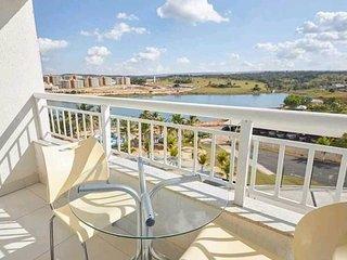 Resort Do Lago diversão e tranquilidade garantidos.