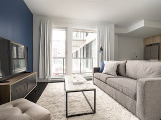 Bold 1BR in Griffintown Floor #2 by Sonder