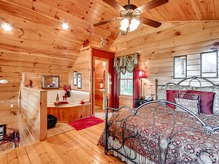 In the Mood Log Cabin