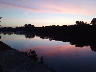 Ygeia, La 'Chambre Rouge' sur la rive gauche de la Dordogne