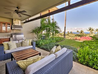 Panoramic Oceanview Condo at Four Seasons Hualalai