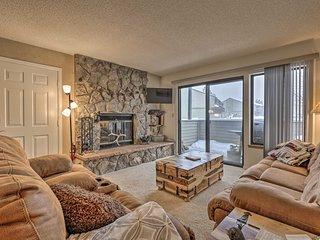 NEW! Fraser Condo w/Resort Amenities-By Ski Resort