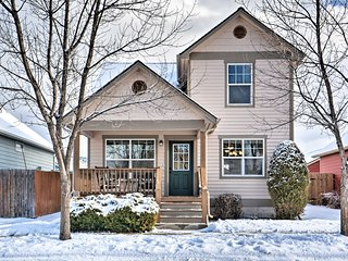 NEW! Spacious Missoula Home near Downtown & U of M