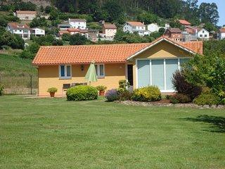 Casa Catuxa (Casas Cuncheiro) en Costa da Morte.