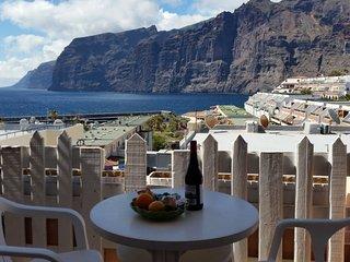 Apartment Los Gigantes, sea view, wi-fi