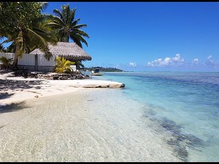 Villa Kahaia Beach  - Moorea