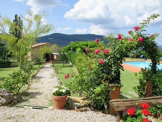 4 bedroom Villa in Sasso Pisano, Tuscany, Italy - 5719562