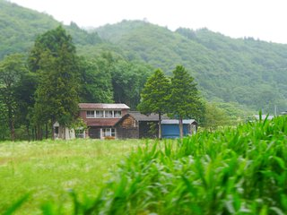 BAKKE◆Traditional Japanese house deep in the countryside◆Shuttle service