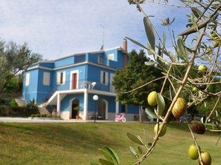 La Casa Blu tra Piazza Armerina e Caltagirone