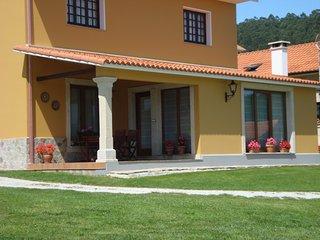 Casa Grande - Parte Baja (Casas Cuncheiro) en Costa da Morte.