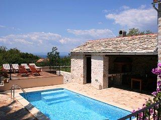 Villa Margot Wonderfully renovated rustic stone villa minutes from a beach