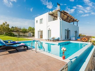 3 bedroom Villa in Kampia, Crete, Greece - 5747742