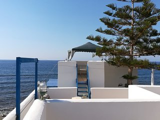 studio 3 . Sea view from balcony, enjoy relaxing time here