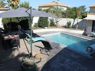 Superb 3 bed modern Villa with pool