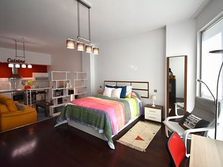Gramophone Loft. Finest accommodation for your business/leisure stays in Madrid.