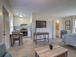 NEW! Vero Beach Studio-Walk to Ocean & Restaurants