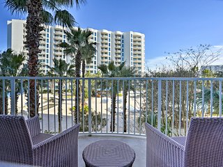 NEW! Destin Condo w/Balcony, Pools & Beach Shuttle