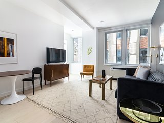 Sonder | Wall Street | Welcoming 1BR + Sofa Bed