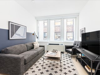 Sonder | Stock Exchange | Delightful 1BR + Kitchen