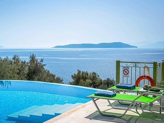 3 bedroom Villa in Syvota, Ionian Islands, Greece - 5706494