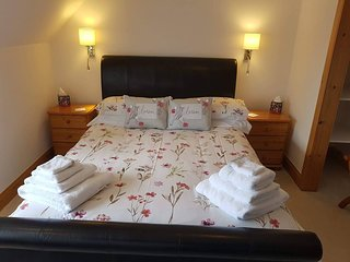 SgrithealView Bed & Breakfast Double room ensuite