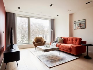 Vibrant 2BR in Bayswater by Sonder