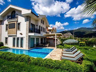 Villa North with Private Pool in Dalyan
