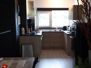 Modern apartment Amsterdam Zuid
