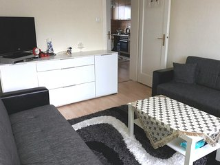 Cozy apartment in Hanover with Parking, Internet