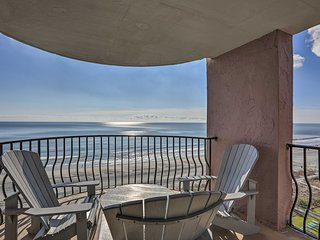 Oceanfront Myrtle Beach Condo with Stunning Views!
