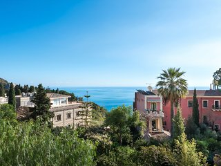 Taormina Terrace Seaview by Wonderful Italy