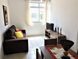 Apartamento 4 hospedes prox. UDESC Coqueiros FLN-COQ-0001