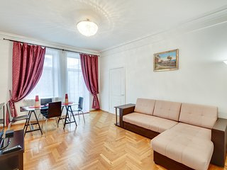 De Luxe 2 bedroom near the Kremlin