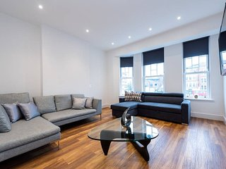 Spacious and Luxurious London Apartment (MHB352)