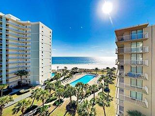 Seaside Beach & Racquet Club Condo w/ Gulf-View Balcony, Pools & Gym