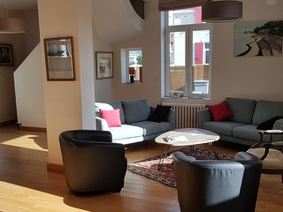 Villa Azious tout confort, 8 a 10 personnes, cote plage a Wimereux