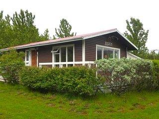 Northern-lights cabin near Seljalandsfos