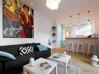 Appartement neuf avec grand jardin au cœur de Biarritz
