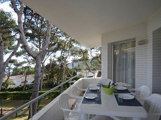 Fornells Apartment Sleeps 5 with Air Con and WiFi - 5747440
