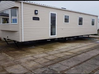 Southview Skegness 2018 centrally heated 8 berth caravan