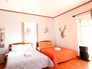 The Happy Ride 2 homestay - Boho Room