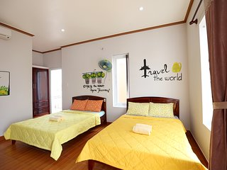 The Happy Ride 2 homestay - Travel Room