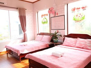 The Happy Ride 2 homestay - Pinky Room