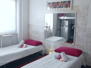 Privat Two beds room