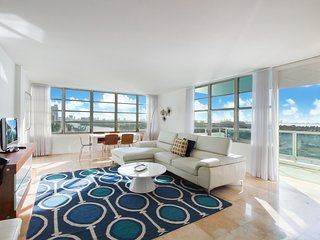 Bayfront 2BR Apartment in Miami Beach