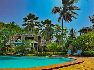 Upani in Diani Holiday Villa in Coast Province
