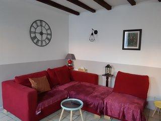 Maison au style bourguignon