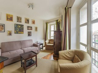 Cosy and nice flat for 4p in Les Batignolles