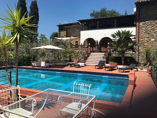 Villa Rendola - Beautiful villa in the Chianti Classico area